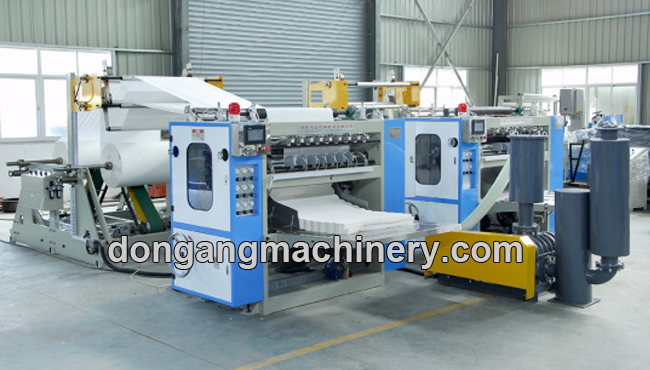 Toilet paper machine for sale manufacturer factory price_Qingdao